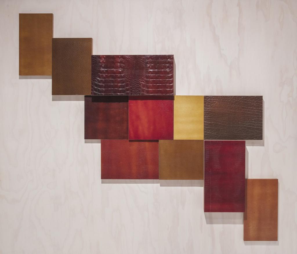 ZoaTM Prototype Biofabricated Wall Panels, 2019