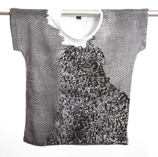 T-shirt, Tumbling Bricks, 1984