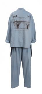 Uniform Shirt, The Pont Neuf Wrapped