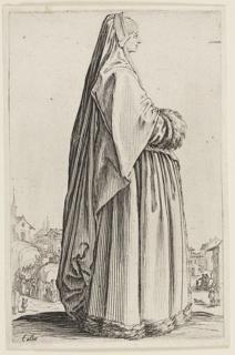 Print, La Noblesse, 1622–1623