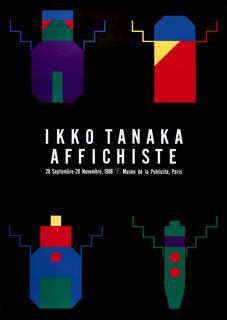 Poster, Ikko Tanaka Posters