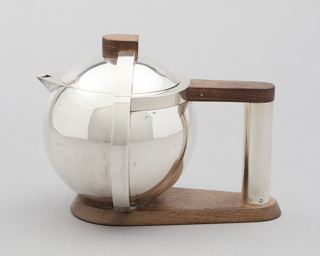Teapot And Lid (France)