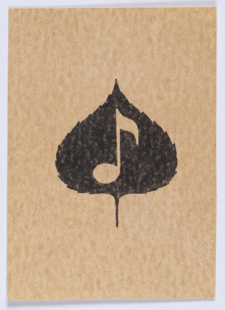 Print, Design for Aspen Music Festival Logo