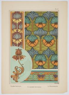 La Plante Et Ses Applications Ornamentales, Book, 1896
