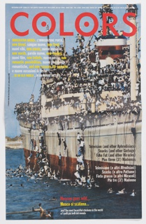 Magazine, M&Co: Colors # 2, spring–summer 1993