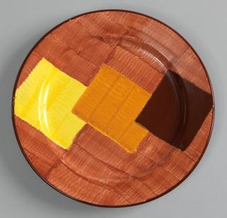 "Dessert Plate (""Gobelin 13"" decoration) Plate"