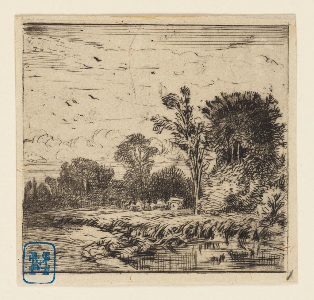 Print (France), ca. 1860