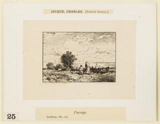 Print, Paysage