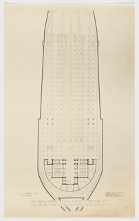Print, Plan at Suburban Level, The Grand Central Terminal Station of New York City