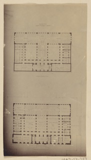 Print, Design for New York Public Library