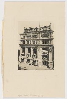 Print, New York Yacht Club