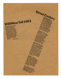 Press Kit, 1983