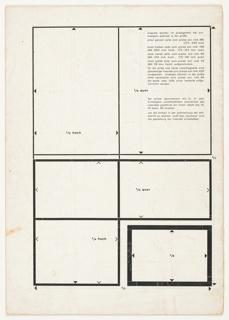Magazine, Bauhaus: Zeitschrift fuer Bau und Gestaltung (Journal of Construction and Design), Year 2, No. 1