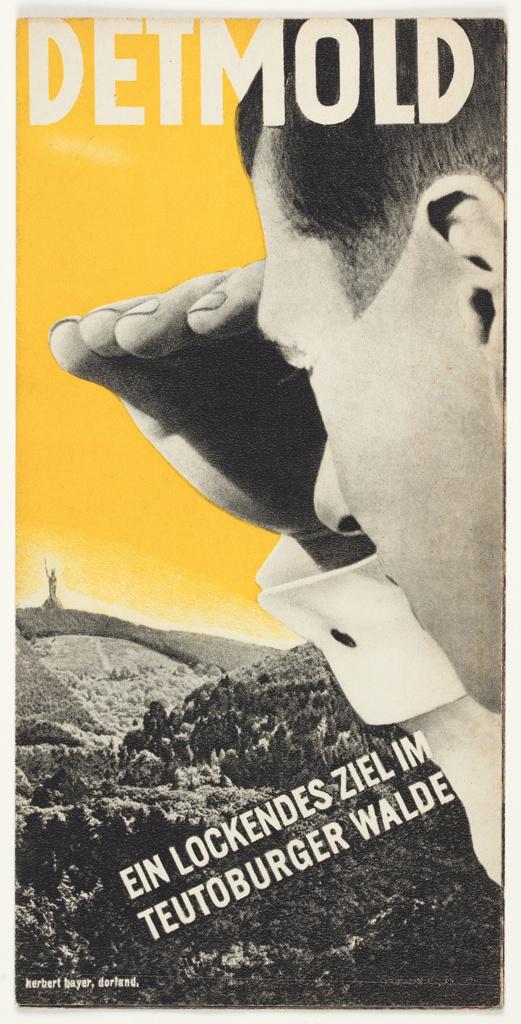 Brochure, Detmold Wald (Detmold Forest), c. 1930