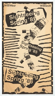 Poster, 1984