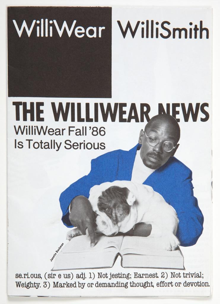 WilliWear News, 1986