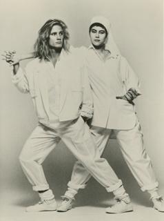 Publicity Photograph, 1984