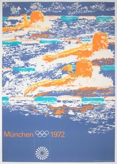 Poster, München (Munich) 1972