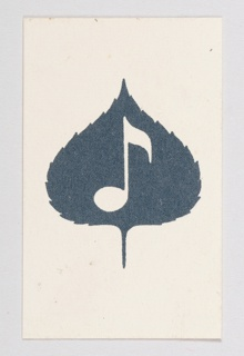 Print, Designs for Aspen Music Festival logo