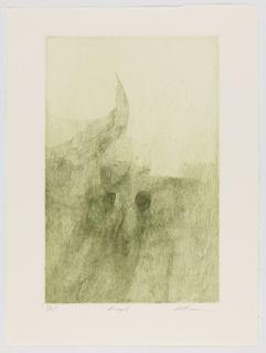Print, Angel, 1960s