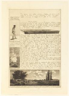 Print, Lettre sur les Eléments de la gravure á l'Eauforte (Letter on the elements of etching), Page 3