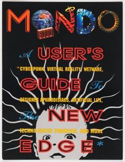 Book Cover, Mondo 2000: A User's Guide to the New
