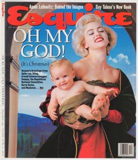Book Cover, Esquire