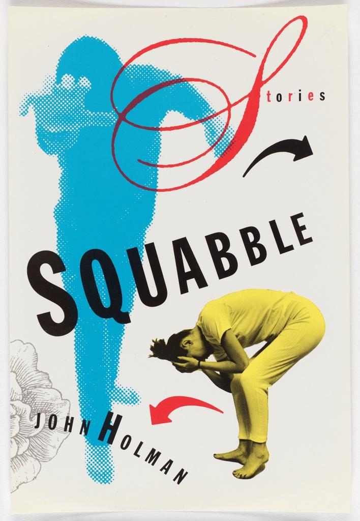 Book Cover, Squabble