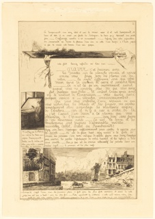 Print, Lettre sur les Eléments de la gravure á l'Eauforte (Letter on the elements of etching), Page 2