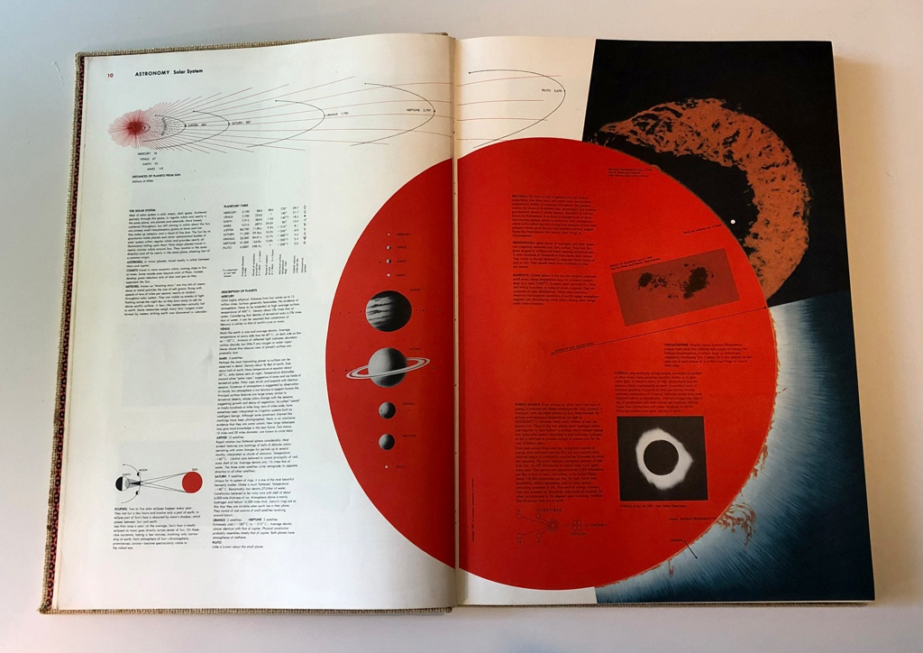 Book, World Geo-Graphic Atlas, 1953