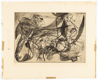 Print, Slaying of the Centaur, 1944