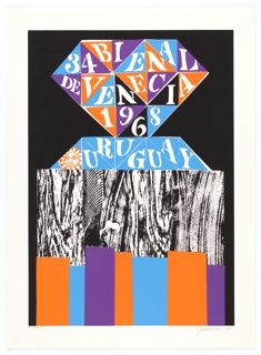 Print, Poster for Venice Biennale