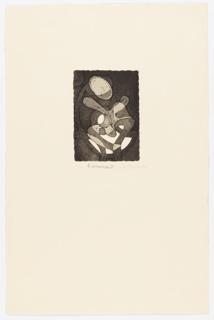 Print, Le Cormorant, 1967