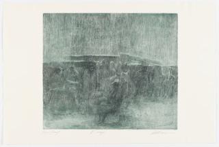 Print, Frieze, 1958