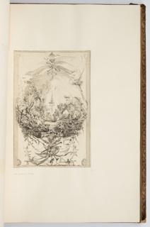Bound Print, Oeuvre de Watteau