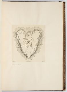 Bound Print, L'Este, plate in Oeuvre de Watteau