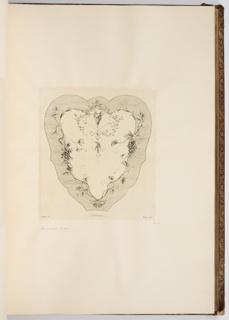 Bound Print, L'Antonnie, print in Oeuvre de Watteau
