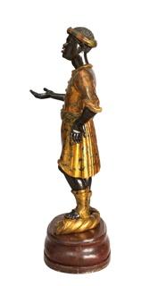 """Blackamoor"" figure Decorative Sculpture"