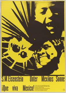 Poster, Unter Mexikos Sonne (¡Que viva Mexico!)