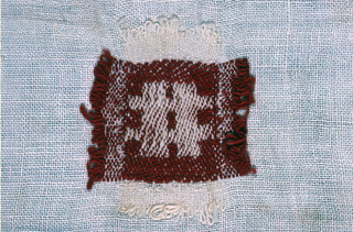 Ten darning patches.