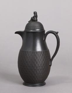 Black Basalt Coffeepot Coffeepot