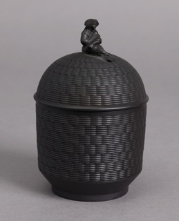 Sugar Bowl And Lid (England)