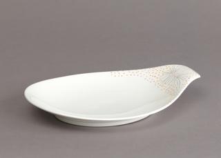 "Platter from ""Hallcraft Tomorrow's Classic"" Service (Dawn pattern) Platter"