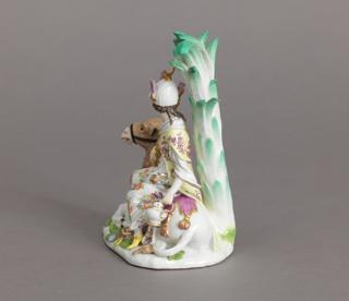 """Allegorical Figure of """"Asia"""" Figure"""
