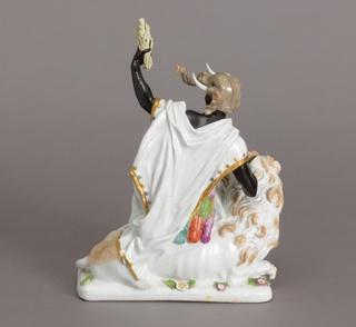 "Allegorical Figure of ""Africa"" Figure"