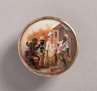 Button (Haiti), late 18th century