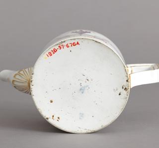 Teapot with Urn Pattern Teapot