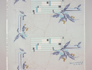 Printing Technique Sample, Japonica