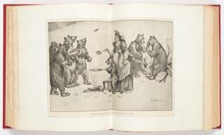 Ephemera, Flap Jacks, Illustration for Harper's Weekly (XXXVI, No. 1878, December 17, 1892, p. 1217)