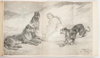Ephemera, The Sorceress, Illustration for Harper's Weekly (XXXVI, No. 1880, December 31, 1892)